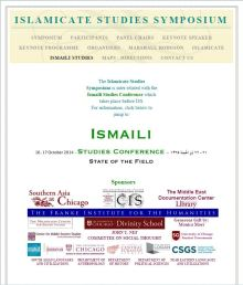 ISC - Ismaili Studies Conference