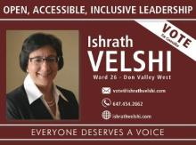 Toronto Star | Editorial: Seven Toronto city council challengers worth supporting: Ishrath Velshi