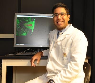 Khalil Rawji explores new ways to repair nerve damage   University of Calgary