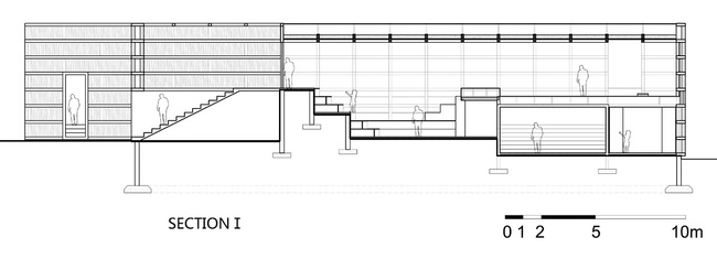 Liyuan library schematic. (Image Courtesy RAIC)