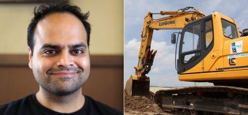 Nabil Kassam: How I built the Netflix of construction equipment