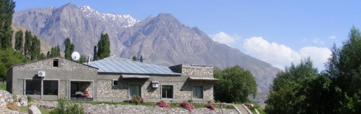 Serena - Khorog, Tajikistan