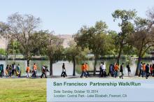 SF Walkwebsite