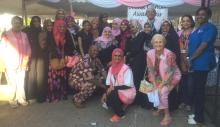Coastweek | The Breast Cancer Awareness Support Group at the Aga Khan Hospital Mombasa