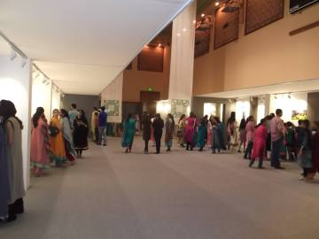 Riza Elahi Photographs: Aga Khan University Exhibition – Architecture is Life