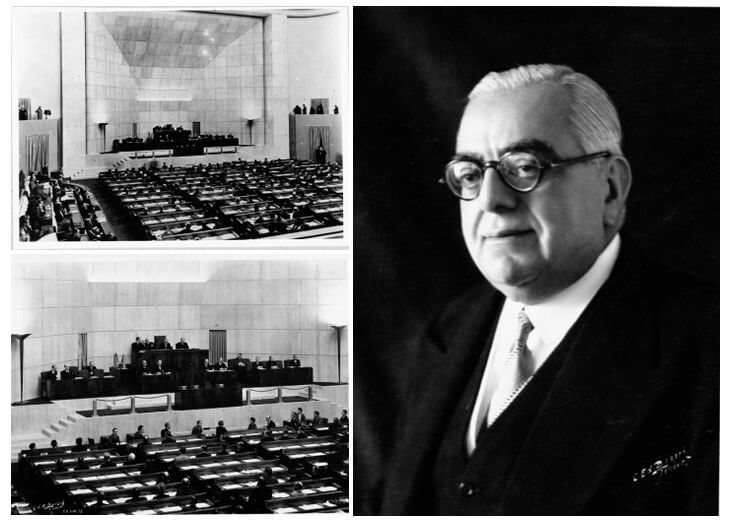 Constellations | His Highness Sir Sultan Muhammad Shah Aga Khan III & The League of Nations