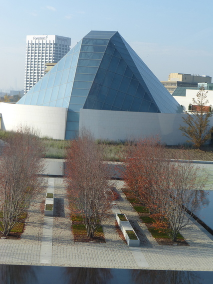 Beauty and Pluralism at the Ismaili Centre, Toronto