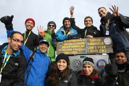 Adventure of a lifetime helps a worthy cause - Focus Challenge 2013 - Summit to Sea Challenge