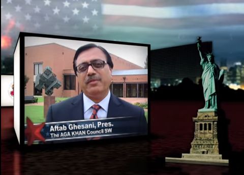 Citizenship Month 2014: Message from Aftab Ghesani, President Ismaili Council, Southwestern United States