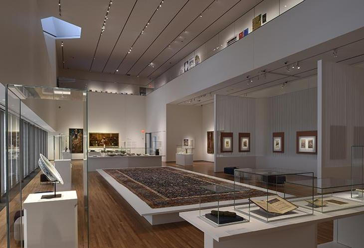 Inside the Aga Khan Museum. Photo: Gary Otte / © The Aga Khan Museum Aga Khan Museum and Ismaili Centre Toronto tops Lonely Planet's list of seven reasons to visit Toronto