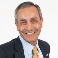 Farouk Ahamed appointed to Campaign Cabinet, Wilfrid Laurier University, Waterloo, Ontario