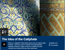 AKU - BBC - The Idea of the Caliphate