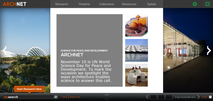 Archnet - World Science Day