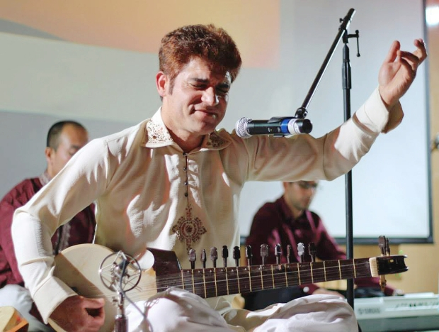 Calgary singer Barkat Ali is part of the triple-bill for An Evening of Sufi Music at the Royal Alberta Museum Theatre Saturday.