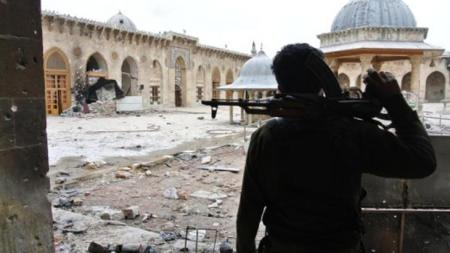 """Virtually nothing is left"" - Syria's cultural heritage under threat"