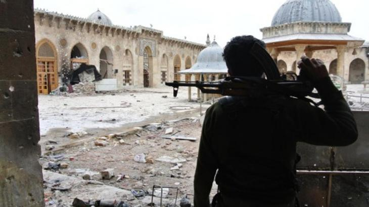"""""""Virtually nothing is left"""" - Syria's cultural heritage under threat"""