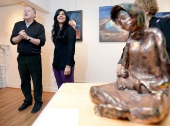 Taslim Samji: Burnaby Arts Council celebrates diversity