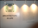 Riza Elahi Photographs: Aga Khan University Exhibition - Architecture is Life