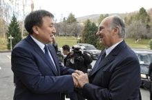 His Highness the Aga Khan in Kyrgyzstan November 2014 003