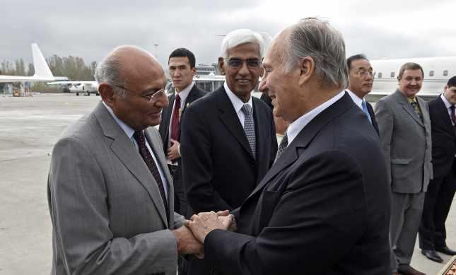 The Ismaili Journal: November 2014 – Mawlana Hazar Imam departs Kyrgyzstan