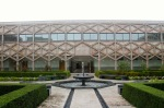 Ismaili Centre Lisbon via Raj Rewal - Frederick Architects - Valsassina PROAP (Photo Rachel Ferraz Nunes)