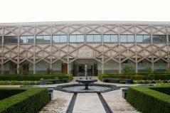Ismaili Centre Lisbon via Raj Rewal - Frederick Architects - Valsassina PROAP (Photo Rachel Ferraz Nunes)