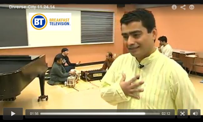 BT Edmonton: Karim Gillani on Breakfast Television