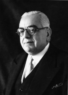 His Highness Aga Sir Sultan Muhammad Shah, Aga Khan III - President of the Assembly, League of Nations - Photo League of Nations Archive