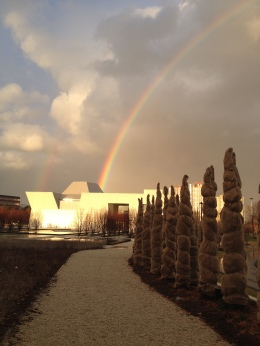 Mehdi Esmail Photo Rainbow Aga Khan Museum Toronto