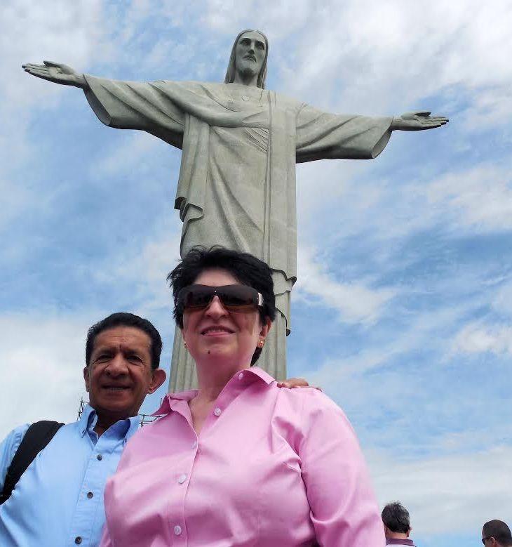 Photo Sultan Jessa - with jesus