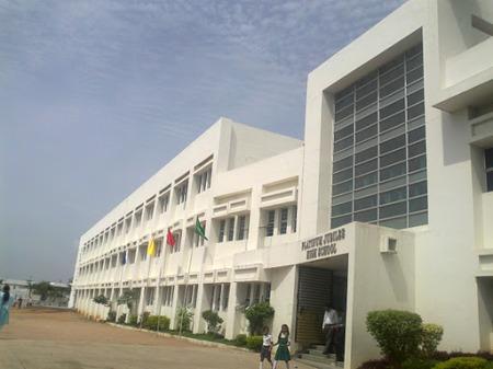 Platinum Jubilee High School, Warangal, Andhra Pradesh, India