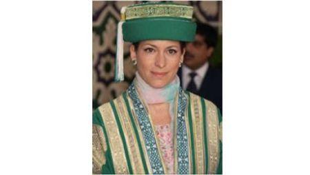 Princess Zahra: the concept of service