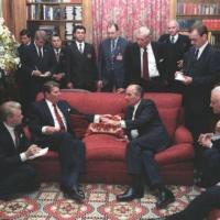 Quiet Diplomacy: Aga Khan's Villa Water Lily venue of 1985 Superpower summit | BBC & Macau Daily Times