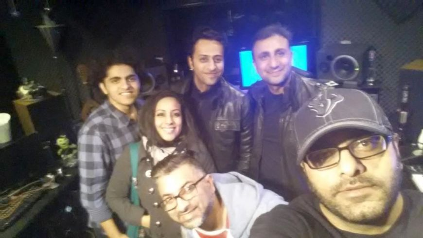 Salim-Sulaiman record music for their next film with Ismaili talent from Houston