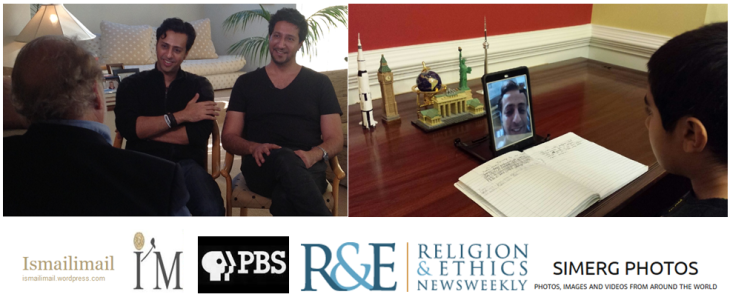 Coming Soon ... 3 Unique Interviews: Salim-Sulaiman speak with an aspiring Astronaut, Ismailimail & PBS