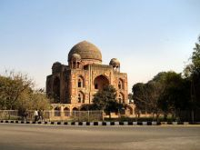 New Delhi, India: Tomb of Rahim Khan-i-Khanan to be restored in collaboration with Aga Khan Trust for Culture