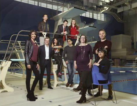 The Toronto Star's 10 to watch in 2015, clockwise from top left: Michael Mori, Dr. Joshua Tepperman, Brittany MacLean, Jordan Whelan, Lili-Naz Hazrati, Carolyn Ferns, Tariq Fancy, Priya Panda, Joe Cressy and Sabrina Ramnanan. (Image: Richard Lautens / Toronto Star)