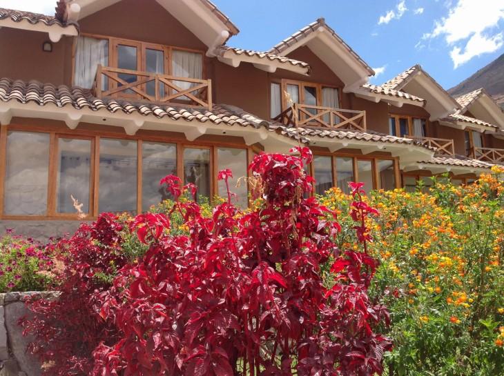 A hotel in Peru