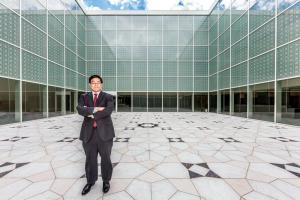Henry Kim, Director & CEO, Aga Khan Museum (Image: Christopher Dew)