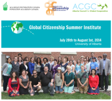 Aga Khan Foundation Canada and Alberta's Academia partner to empower teachers with Global Citizenship Education