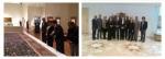 (l) British Columbia Premier - Christy Clark & (r) Ontario MP - John Carmichael, visit Aga Khan Museum & the Ismaili Centre, Toronto (Images Via Twitter)