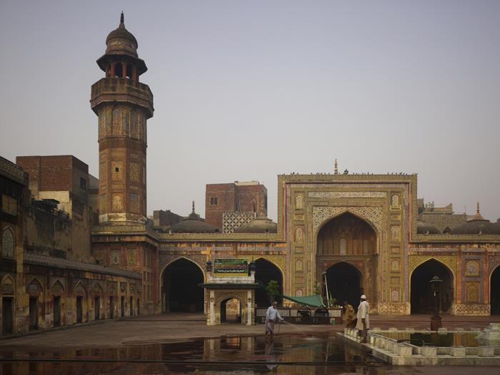 Archnet - Masjid-i Wazir Khan, Lahore, Pakistan