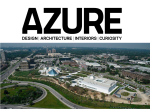 Azure - 2014 in Review - Top 10 Big Projects – Best cultural centre - Aga Khan Museum and Ismaili Centre