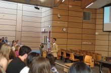 Hussein Janmohamed -The IB World Student Conference - UBC
