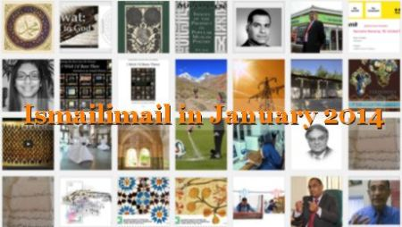 Editors' Picks of the Year (January 2014): Notable Reads on Ismailimail