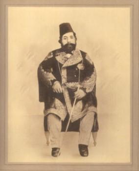 Aqa Ali Shah Aga Khan II