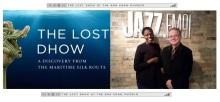 Jazz FM 91's Garvia Bailey interviews Aga Khan Museum's guest curator John Vollmer