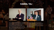 Kamal Taj's Website