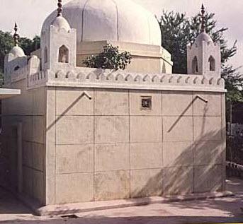 Mausoleum of Imam-Begum in Karachi Image: The Institute of Ismaili Studies