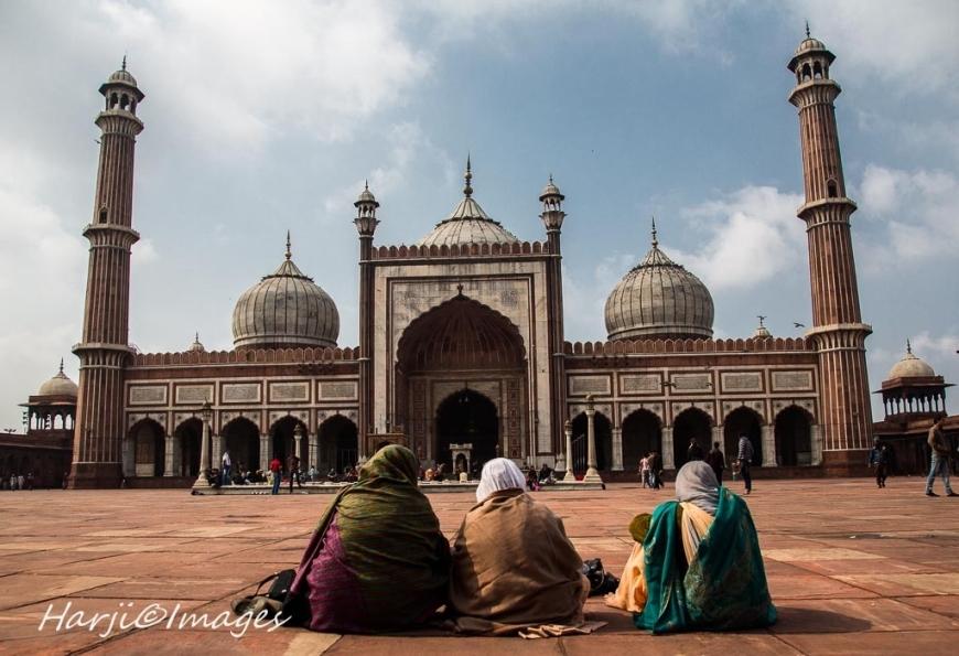 New Delhi's Spectacular Islamic Heritage Through a Canadian Lens   Simerg Photos